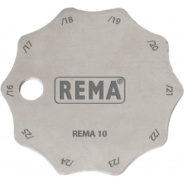 REMA-10 LABEL 1-2-3-4-SPRONG G10