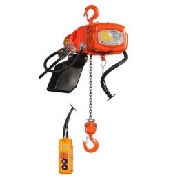 ALHB01/100 230 V elektrische kettingtakel