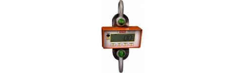 Dynamometer 05T met tarreer afstandsbediening