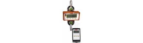 Dynamometer 05TX/RX met afleesbare afstandsbediening